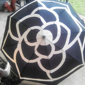 Brand New Chanel Umbrella with Bag and Box
